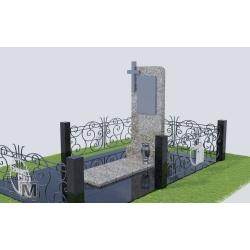 Гранитный памятник Р-012
