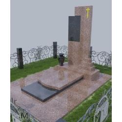 Гранитный памятник KР-004