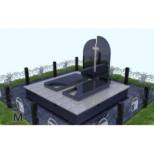 Гранитный памятник P-027
