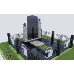 Пам'ятник гранітний 021