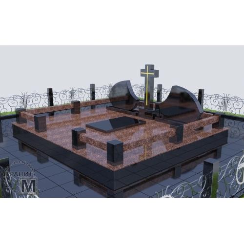 Гранитный памятник Р-006
